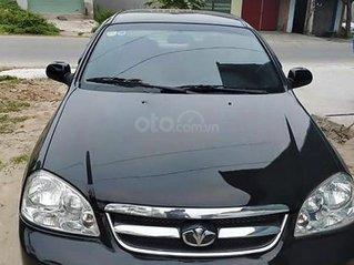 Cần bán gấp Daewoo Lacetti đời 2008, màu đen
