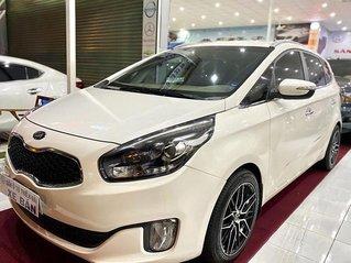 Cần bán lại xe Kia Rondo 2016, màu trắng ít sử dụng