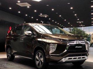 Bán Mitsubishi Xpander số tự đồng màu nâu giao ngay chạy thuế, hỗ trợ 100% thuế trước bạ