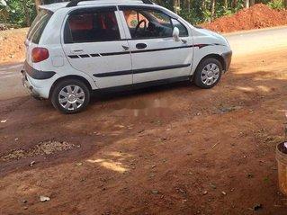 Xe Daewoo Matiz sản xuất 2008, màu trắng còn mới, giá 65tr