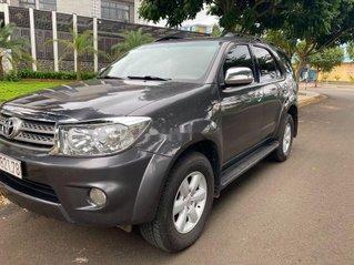 Bán xe Toyota Fortuner sản xuất 2011, giá thấp, động cơ ổn định