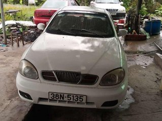 Cần bán gấp Daewoo Lanos 2001, màu trắng, nhập khẩu