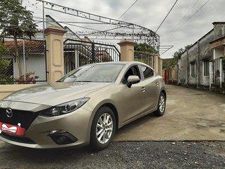 Cần bán Mazda 3 đời 2016, màu vàng chính chủ, 510 triệu
