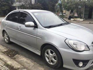 Cần bán gấp Hyundai Verna năm 2009, màu bạc, nhập khẩu