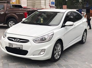 Cần bán Hyundai Accent 2014, màu trắng, nhập khẩu