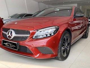Cần bán gấp Mercedes C180 sản xuất 2020, màu đỏ