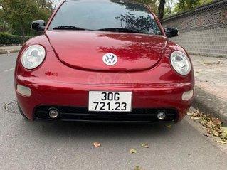 Cần bán xe Volkswagen Beetle sản xuất năm 2004, màu đỏ chính chủ