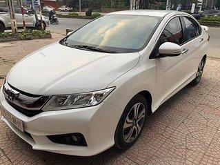 Cần bán Honda City sản xuất 2016, màu trắng chính chủ