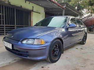 Bán xe Honda Civic sản xuất năm 1995, màu xanh lam, nhập khẩu