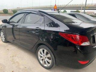 Bán Hyundai Accent 2014, màu đen, nhập khẩu, 339 triệu