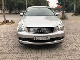 Cần bán lại xe Nissan Bluebird sản xuất 2009, nhập khẩu nguyên chiếc còn mới, 298tr