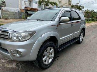 Cần bán gấp Toyota Fortuner năm sản xuất 2009 còn mới, giá chỉ 495 triệu