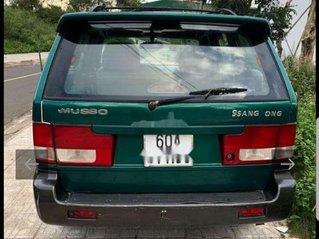 Cần bán Ssangyong Musso 2004, xe nhập chính chủ, 102 triệu