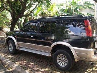 Cần bán lại xe Ford Everest đời 2005, màu đen, giá chỉ 235 triệu