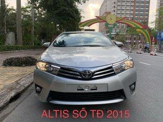 Bán Toyota Corolla Altis năm sản xuất 2015 còn mới, 549tr