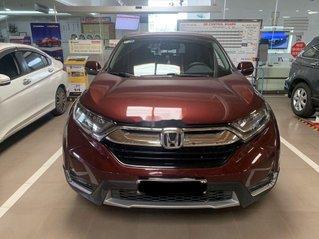 Cần bán lại xe Honda CR V năm 2018, nhập khẩu nguyên chiếc còn mới