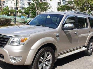 Bán Ford Everest Limited dầu 2.5, số tự động, model 2011, SX T12/2010 hồng phấn tuyệt đẹp
