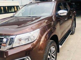 Xe Nissan Navara sản xuất 2015, màu nâu mới 95% giá tốt 545 triệu đồng