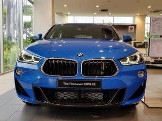 BMW X2 - SUV gầm cao dáng Coupe thể thao, mạnh mẽ & phong cách, khuyến mãi hấp dẫn, màu sắc đa dạng