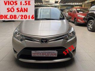 Toyota Vios E số sàn 2016, giá rẻ, xe đẹp