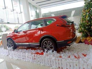 [Honda Ôtô Tiền Giang] Honda CRV 2020, giảm 50% phí trước bạ, hỗ trợ trả góp 80% thủ tục nhanh chóng, đủ màu, giao ngay