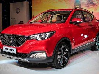 [Hot] [MG Lê Văn Lương] New MG ZS 2021 + giá tốt nhất thị trường + ưu đãi cực khủng + vay trả góp 80% + giao xe ngay
