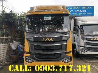 Bán xe tải Jac A5 nhập khẩu 2020 tải 9T1, thùng dài 8m3, giá tốt, giao xe ngay