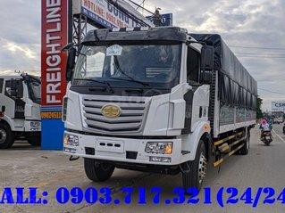 Xe tải Faw 7T25 thùng dài 9m7 giao xe ngay, giá xe tải Faw 7T25 thùng 9m7 mới 2020