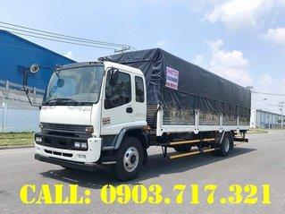 Xe tải Isuzu VM 7T35 thùng 9m8 mới 2020 - giá tốt nhất bao gồm ưu đãi