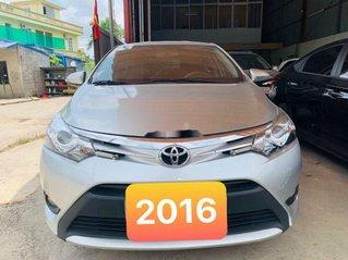 Bán ô tô Toyota Vios năm 2016 xe gia đình
