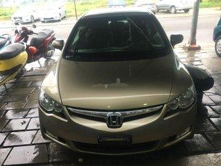 Cần bán xe Honda Civic năm 2009, giá tốt, xe chính chủ còn mới