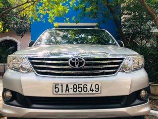 Toyota Fortuner 2.7V, máy xăng, 1 cầu