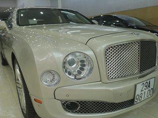 Bán xe Bentley Mulsanne đời 2010, màu kem (be), xe nhập