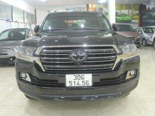 Cần bán lại xe Toyota Land Cruiser sản xuất năm 2017, màu đen