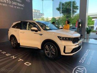 Bán Kia Sorento 2021, máy dầu, cao cấp nhất, HT vay đưa trước 356tr nhận xe giá ưu đãi nhất Sài Gòn