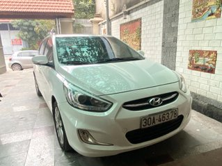 Bán nhanh chiếc Hyundai Accent 2014 màu trắng số tự động