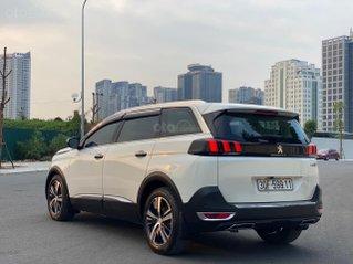 Cần bán lại xe Peugeot 5008 sản xuất năm 2019, màu trắng, hỗ trợ trả góp 70%