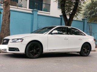 Bán xe Audi A4 đời 2009, màu trắng, nhập khẩu nguyên chiếc mới chạy 90000 km, 435 triệu