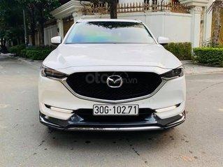 Bán Mazda CX 5 Luxury đời 2018, màu trắng