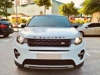 Cần bán LandRover Discovery năm sản xuất 2015, màu trắng