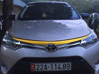 Bán Toyota Vios sản xuất 2015, màu trắng còn mới, giá 353tr