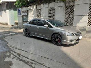 Cần bán Honda Civic sản xuất năm 2008, màu xám
