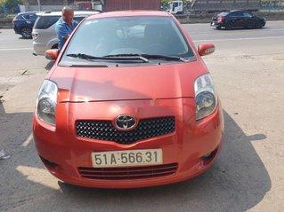 Bán xe Toyota Yaris 2008, màu đỏ, 298tr