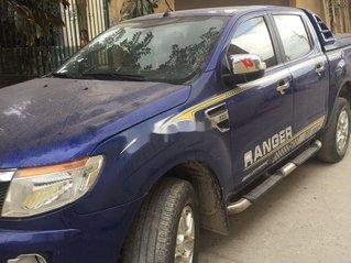 Cần bán lại xe Ford Ranger đời 2013, màu xanh lam