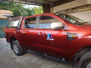 Bán Ford Ranger sản xuất 2013, màu đỏ, xe nhập