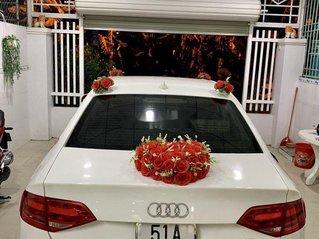Bán ô tô Audi A4 2009, màu trắng, nhập khẩu