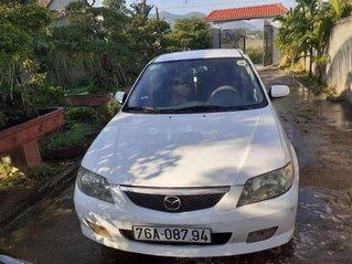Bán Mazda 323 sản xuất năm 2004, màu trắng