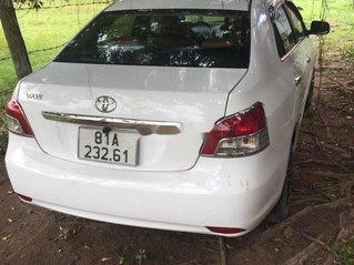 Cần bán Toyota Vios 2009, màu trắng, 210tr