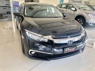Bán xe Honda Civic đời 2020, màu đen, nhập khẩu nguyên chiếc, giá 789tr