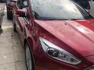 Cần bán lại xe Ford Focus đăng ký lần đầu 2018, màu đỏ, xe gia đình, giá chỉ 665 triệu đồng
